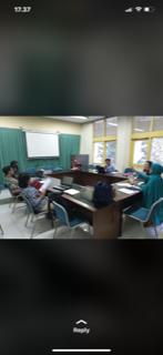 Rapat Fakultas dan Ketua Prodi Terkait RKAT