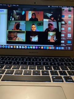 Faculty meeting dengan dosen FE dan FBM