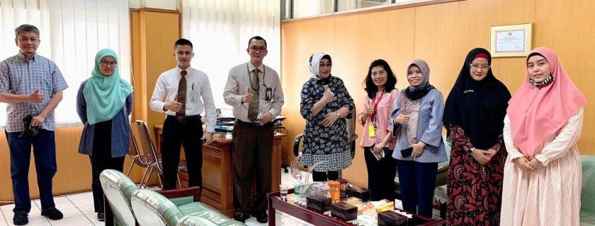 FEB menerima kunjungan dari Branch Manager Bank Mandiri Syariah