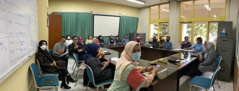 Rapat Persiapan Akreditasi D3 Manajemen 2020