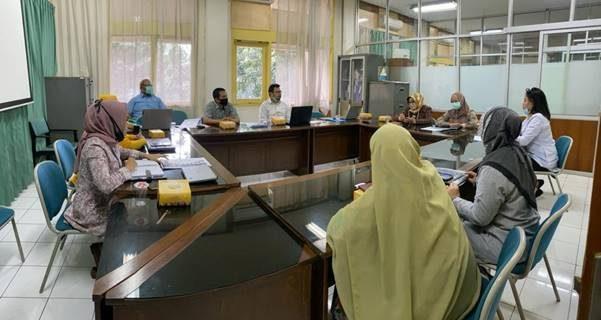 Rapat Koordinasi Fakultas dan Prodi 2021