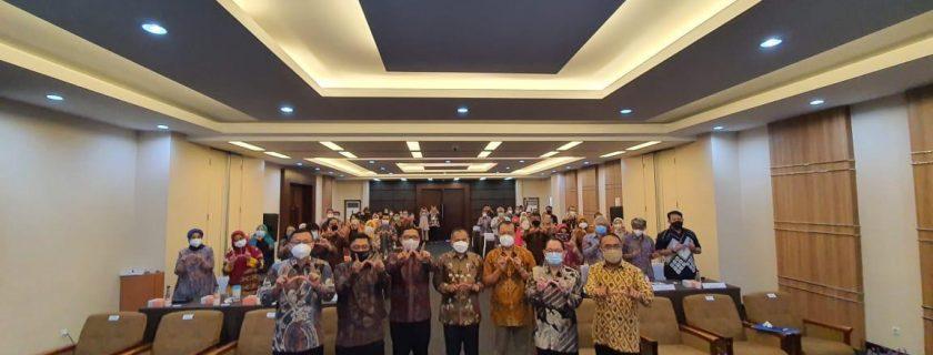 Rapat Sosialisasi BAN-PT