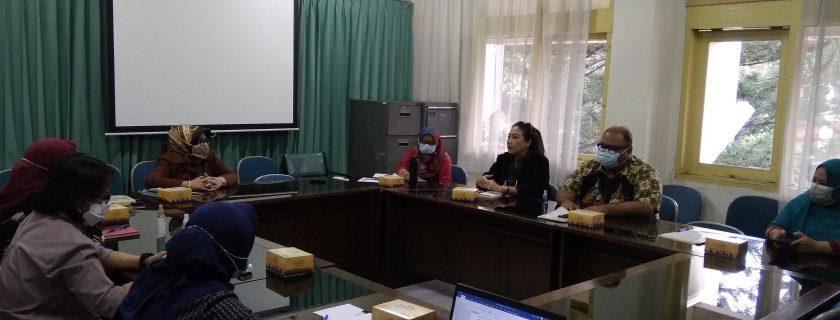 Rapat Internal Fakultas Ekonomi dan Bisnis