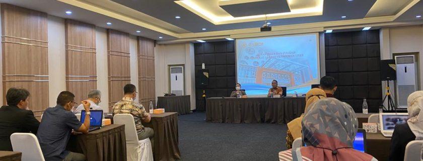 Rapat Koordinasi Fakultas dan Prodi